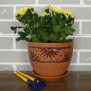Горшки для цветов ОРНАМЕНТ №2