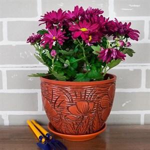 Горшки для цветов ЛУГ №1