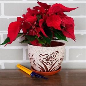 Горшки для цветов ЛЕТО №3