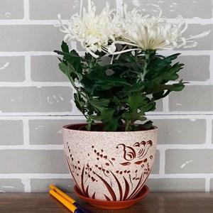 Горшки для цветов ЛЕТО №2
