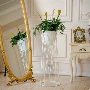 Подставка металл для цветов Лофт 66-405