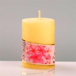 Свеча ароматическая 4х6см ванильный рай