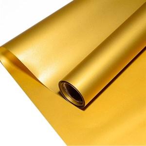 Пленка калька Лак 70см золотистый