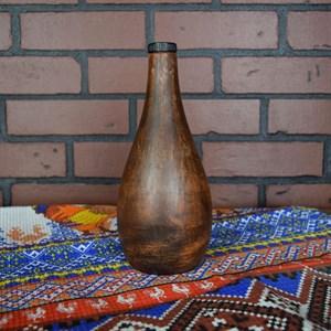 Бутылка гончарная малая