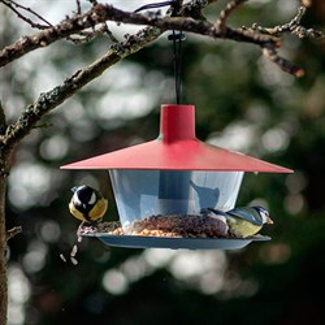 Кормушка для птиц Финч 28,5*17см красный