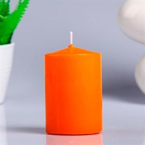 Свеча ароматическая 5,6х8 см апельсин