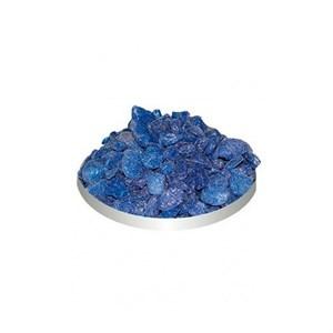 Грунт ТРИТОН натуральный 800г синий крупный