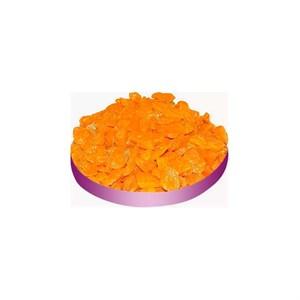 Грунт ТРИТОН блестящий 5кг оранжевый крупный