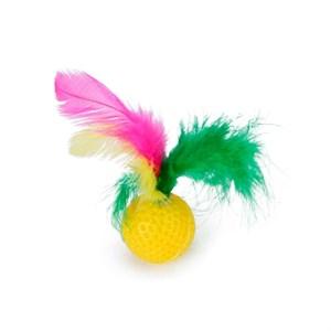 Игрушка Мяч Индеец 4см