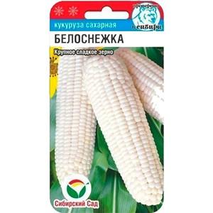 Кукуруза Белоснежка 10 шт