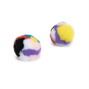 Игрушка Мячик Планета мех 3,75см