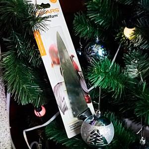 Большой поварской нож 20см Фискарс