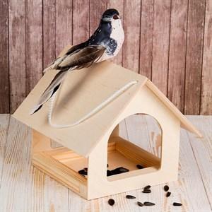 Кормушка для птиц Теремок