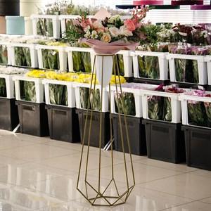 Стойка для флористики Лофт диаметр 15 см 66-439