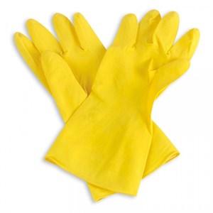 Перчатки (к) латексные хозяйствен. (L)