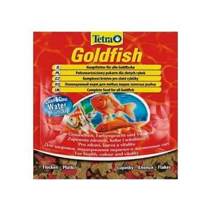 Корм ТЕТРА ГОЛДФИШ для золотых рыбок хлопья 12г