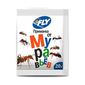 Флай приманка от муравьев ДЖОЙ 20г