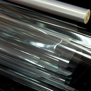 Пленка прозрачная в рулоне 700мм 1кг