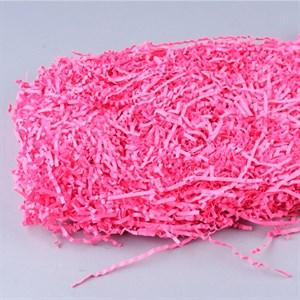 Наполнитель Бумажный 100гр неон-розовый