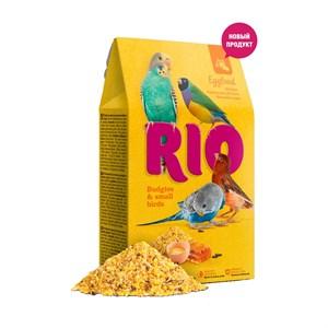 Корм РИО для волнистых попугаев яичный 250г