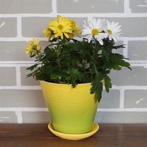 Горшки для цветов ЦВЕТОЧНЫЙ №2
