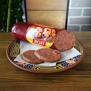 Колбаса ROXI для собак с говядиной 900г