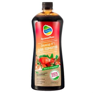 Удобрение ОрганикМикс Элексир №1 для томатов 0,25л