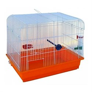 Клетка для птиц №2 комплект (480)