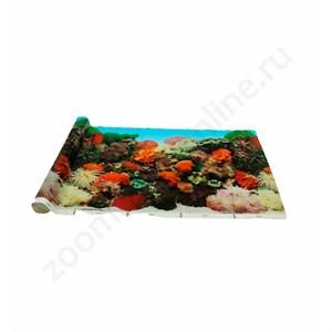 Декорация 30см 1м Красный коралл 9001