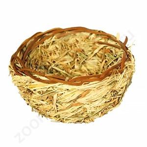 Гнездо для птиц 12*6*6см