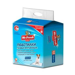 Подстилки МИСТЕР ФРЕШ 40*60 (30шт)