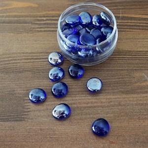 Грунт стеклян.№139 170г плоский кобальтовый блестящий