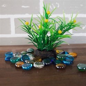 Растение ТРИТОН пластмас. 13см 1340