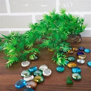 Растение ТРИТОН пластмас. 34см 3446