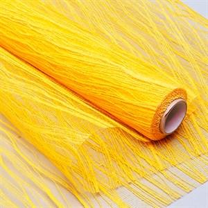 Сетка Волна 53см*5ярд желтый