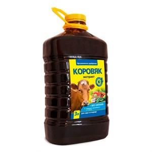 Удобрение БиоМастер Коровяк 3л
