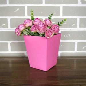 Плайм пакет для цветов 150*120/90 Пантон розовый