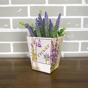 Плайм пакет для цветов 150*120/90 Прованс 2