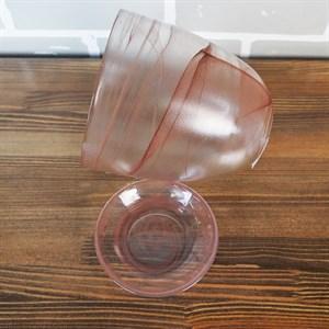 Горшок № 4 алебастр коричневый d15.5