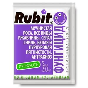 Рубит ПРОФИ 5мл средство от болезней