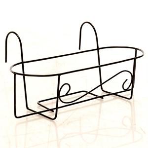 Кронштейн для балконных ящиков металл 51-057
