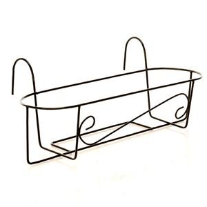Кронштейн металлический для балконных ящиков 51-056
