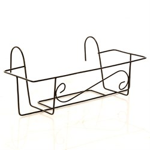 Кронштейн для балконных ящиков металл 51-053