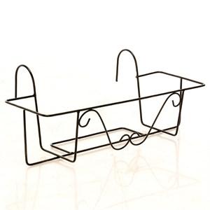 Подставка балконная металл декоративная 51-049
