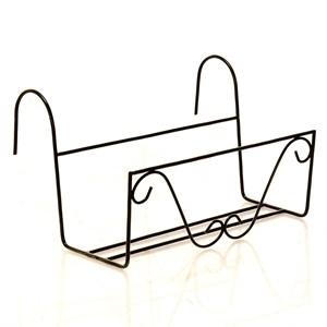 Подставка балконная для ящика металл 51-045