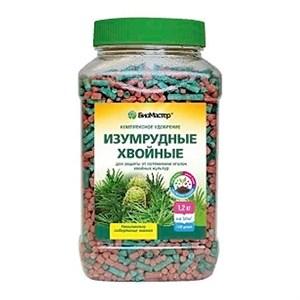 Удобрение БиоМастер Изумрудные хвойные 1,2 кг (5)