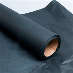 Бумага тишью 50*143м черный