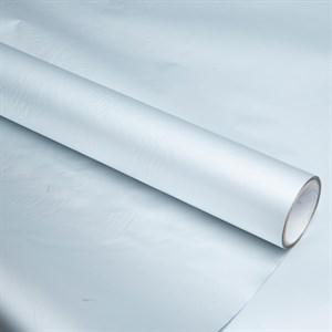 Пленка матовая 60*10м на втулке серебро