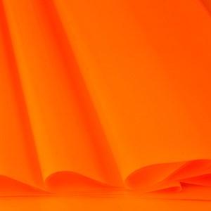 Пленка в рулоне лак 70 см оранжевый