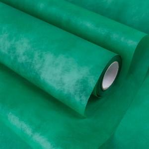 Фетр 50см х 15м зеленый темный
